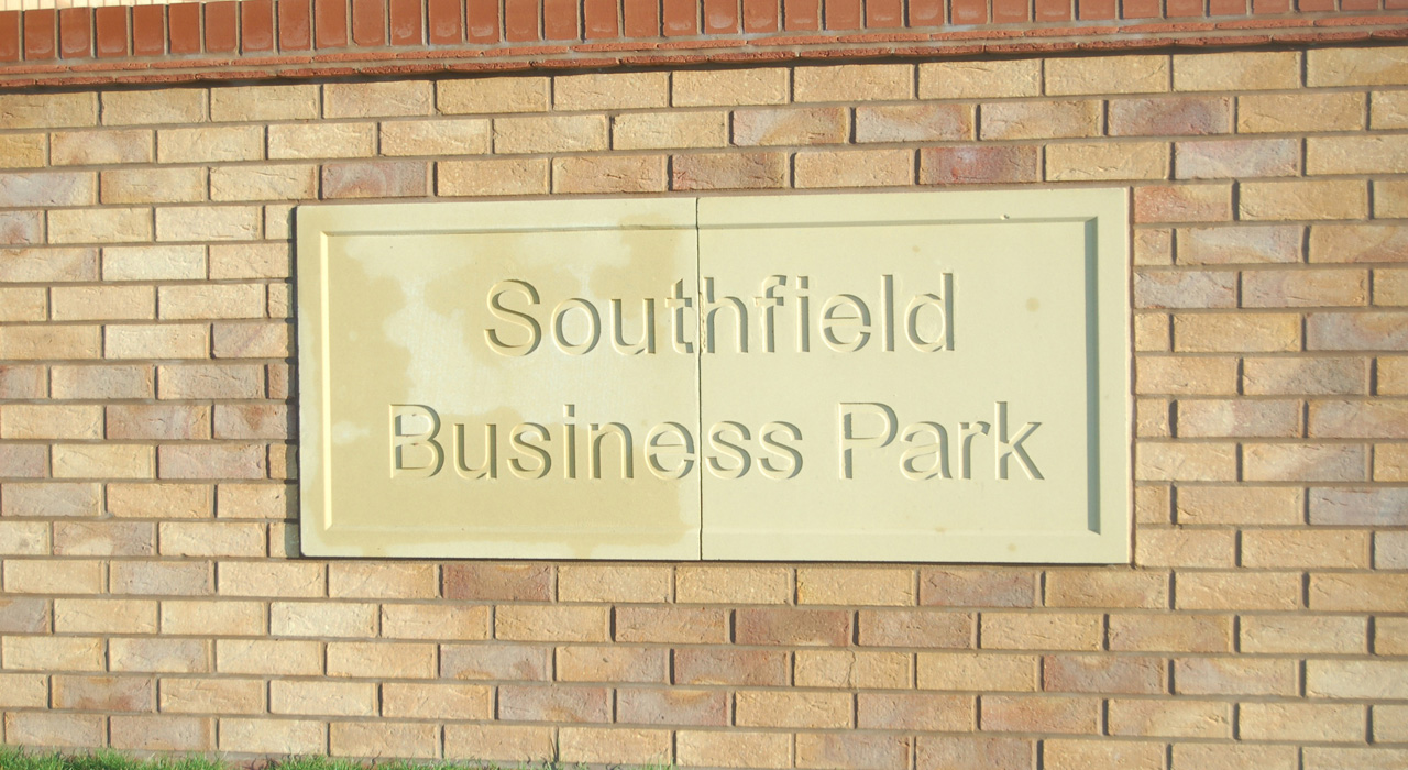 Southfield Business Park in Bourne